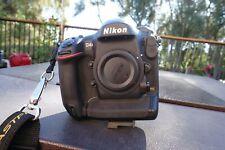 Nikon D D4S 16.2 MP Digital SLR Camera - Black (Body Only)