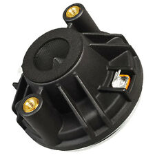 "Faital Pro106 1"" Compression Horn Driver Neodymium 120W 110dB Tweeter Speaker"