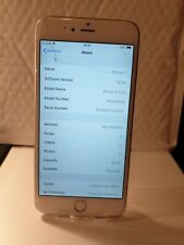 Apple IPhone 6 Plus Gold 16GB Vodafone FAULTY FOR PARTS NO SERVICE