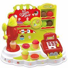 glace crème & dessert gâteau magasin de jouets électronique CAISSE ENREGISTREUSE