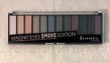 Rimmel Magnif'eyes Smoke Edition Eye Contouring Palette - 003 New Free Ship
