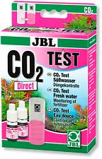Kit de Prueba Jbl CO2 directo resultado inmediato conjunto de agua dulce Acuario Peces Tanque