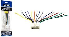 CLARION 16 PIN WIRING HARNESS PLUG CABLE - 100% COPPER + FREE SAME DAY SHIPPING!