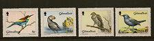 GIBRALTAR : 1988 Birds   SG  596-9 unmounted mint