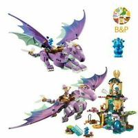 ✅NEW Elves 41178 The Dragon Sanctuary Lego Building Kit(519 Piece) Fast shipping