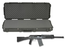 "New SKB Waterproof Plastic 42.5"" Gun Case Saiga 12 Semi Automatic Shotgun"