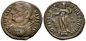 LICINIUS I (317-320 AD) Rare Follis. Nicomedia #RS 8122