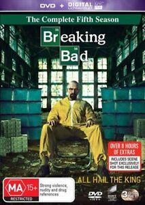 Breaking Bad - Season 5 DVD