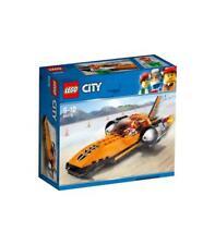 LEGO coches de carreras, caja, city