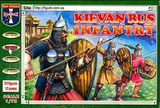 Orion Models 1/72 KIEVAN RUS INFANTRY Figure Set