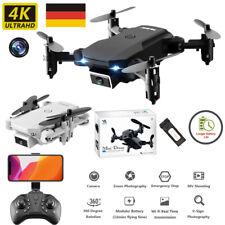 Faltbar S66 FPV Drohne mit 1080P HD WIFi Kamera GPS 2.4G RC Quadcopter Drone DE