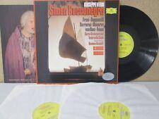 DG 2709 071 Verdi Simon Boccanegra Abbado 3-LP Box Set FRENI CARRERAS GHIAUROV