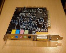 Creative Sound Blaster Live! CT4830 PCI Soundkarte
