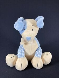 Jellycat Jelly Kitten ZigZag Plush Blue Puppy Musical You Are My Sunshine