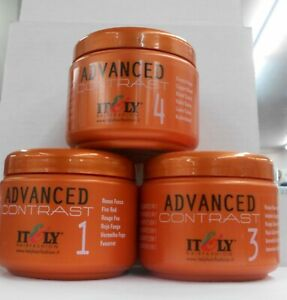 ITELY HAIR FASHION ADVANCED CONTRAST~ Bleaching Toning Powder ~7.05 oz / 200 g