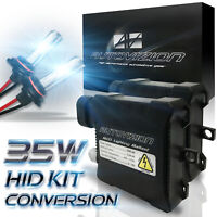 Autovizion Xenon Lights HID Kit for Honda Accord CR-V City Civic Element Fit
