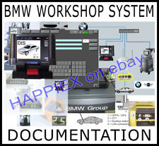 BMW gt1 DIS SSS Opps VCM Diagnose Documentation Workshop Manuals