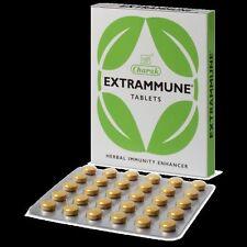 20 x CHARAK Extrammune Tablet immune support ayurvedic | 30 tablets- extrammune