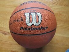 Vintage WILSON Pointmaker KEVIN McHALE No. 32 BOSTON CELTICS Basketball