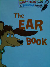 THE EAR BOOK BRIGHT AND EARLY BOOKS: Al Perkins BEGINNER READERS 4+
