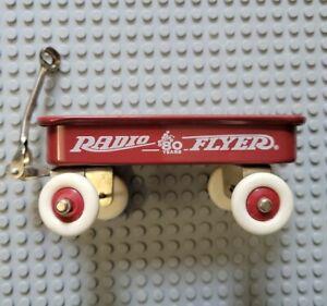 Radio Flyer Wagon mini size 80 year anniversary 1917 -1997