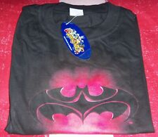 "TEE SHIRT COLLECTOR AVANT PREMIERE "" BATMAN & ROBIN "" WARNER GERMANY 1997 XL NWT"