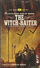 THE WITCH BAITER - HORROR SHORT STORIES BY CHARLES BIRKIN, SHAMUS FRASER, MORE!