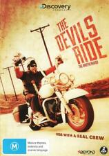 The Devils Ride: The Brotherhood (Discovery Channel)  - DVD - NEW Region 4