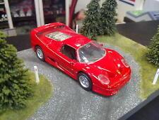 Maisto / Shell Ferrari F50 1:39 rood (met pull back motor)