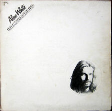 LP / ALAN WHITE / RAMSHACKLED / RARITÄT /