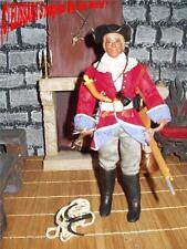 Big Jim - Custom - Jeff als britischer Soldat ! Redcoat - British Army Soldier !