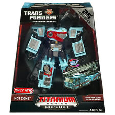 Transformers Titanium HotZone Hot Zone Hot Spot HotSpot NEW MIB
