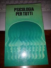 PSICOLOGIA PER TUTTI PETER DEMSEY edizioni paoline brossurato 11^ ediz 1980