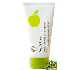 Innisfree Apple Seed Deep Cleansing Foam 150ml Free gifts