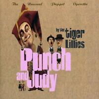 The Tiger Lillies - Punch And Judy (NEW CD)