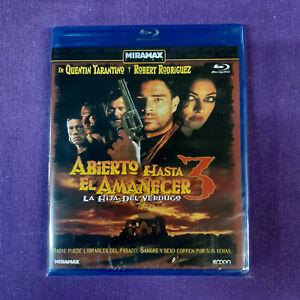 Abierto Hasta el Amanecer 3 - Blu-ray NUEVO