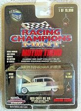 Racing Champions Motor Trend #169 1955 Chevy Bel Air new in packaging
