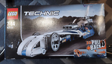 New and Sealed Lego Technic 42033 Record Breaker Dragster see photos