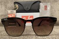 NEW Ray-Ban RB3576-N 041/13 Gunmetal Gradient Brown Sunglasses