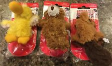 New listing (3) Kong Dr Noyz Toys Extra Small ~-Dog Toys For Small Dogs