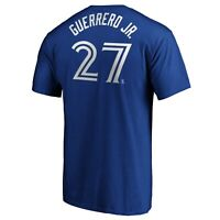 Men's Vladimir Guerrero Jr. Toronto Blue Jays Majestic Name & Number T-Shirt