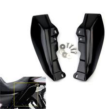 Mid-frame Air Deflector Trim Heat Shield For Harley Road Glide FLHX FLHT 2009-16