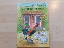 Buch Findus und der Hahn im Korb von Sven Nordqvist
