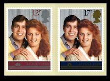 PHQ 95  Royal Wedding  Set  1986   MINT