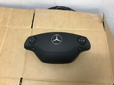 OEM MERCEDES BENZ S550 CL550 07-09 W221 DRIVER STEERING WHEEL LEATHER  AIR BAG