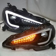 LED headlight For GT86 FT86 Head Lamps LED Moving Turn Lights 2013-2015 Year YZ