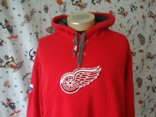 Detroit Red Wings Hoodie Sweatshirt Size 2XL NHL Hockey