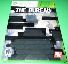 Bureau: XCOM Declassified Microsoft Xbox 360 *Factory Sealed! *Free Shipping!