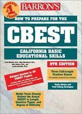 How to Prepare for the CBEST: California Basic Educational Skills Test (Barron's