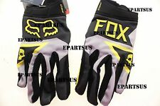 FOX RACING 360 MACHINA GLOVES (YELLOW) 01087-005-XL